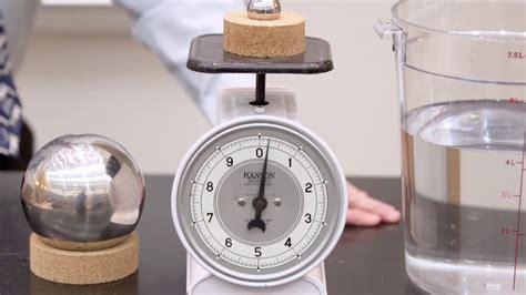 11.6 Archimedes' Principle - YouTube