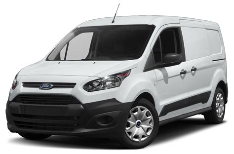 Van Cars : New 2018 Ford Transit Connect