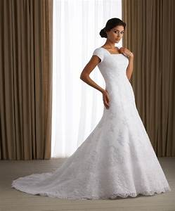 simple modest lace wedding dress ipunya With modest lace wedding dresses