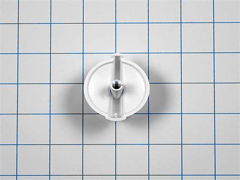 wbk gas range white burner knob