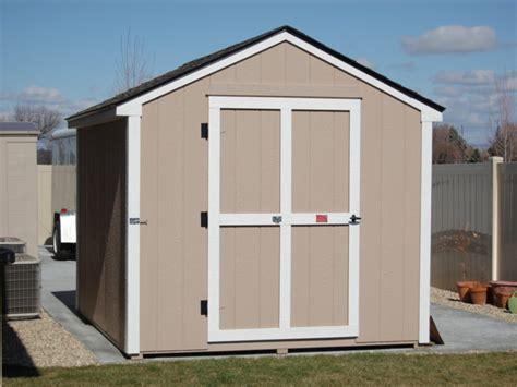gable idaho wood sheds storage sheds meridian boise