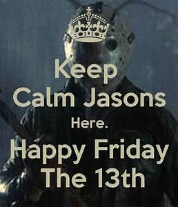 Happy Friday The 13th Wallpaper | www.imgkid.com - The ...