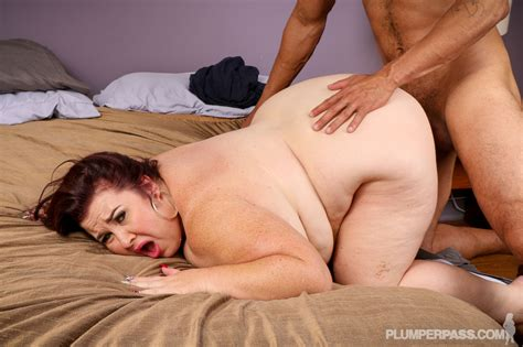 Lady Lynn Hardcore Bbw Sex On Plumperpass