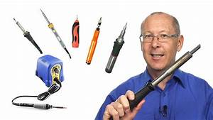 Which Is The Best Soldering Iron To Repair Audio Leads