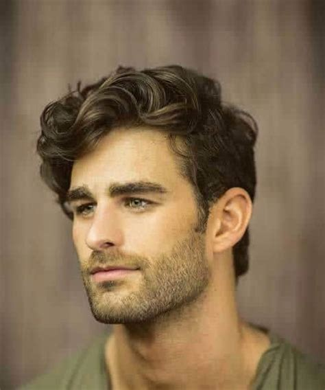 men short wavy hairstyles 45 suave hairstyles for men with wavy hair to try out