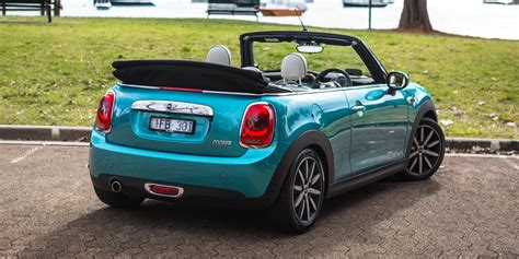 Review Mini Cooper Convertible by 2016 Mini Cooper Convertible Review Caradvice
