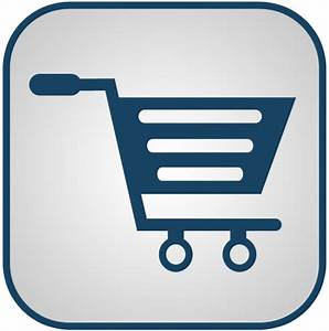 11 Cart Icon.png Black White Images - Shopping Cart Icon ...