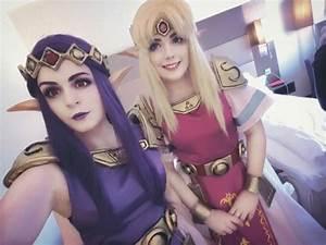 albw cosplay | ... Hilda Zelda Quotes