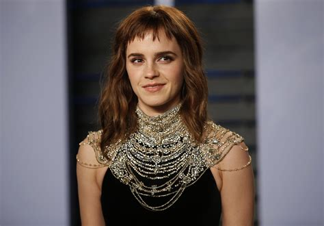 Emma Watson Tattoo Actress Makes Awkward Error With New