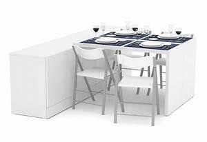Sideboard Mit Tischfunktion : sideboard multifunktionsm bel ~ Michelbontemps.com Haus und Dekorationen