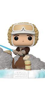Amazon.com: Funko Pop! Deluxe: Star Wars Battle at Echo ...