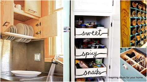 Kitchen Hacks by 34 Epic Small Kitchen Hacks For Your Household