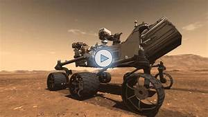 Mars Curiosity Rover Mission - Pics about space
