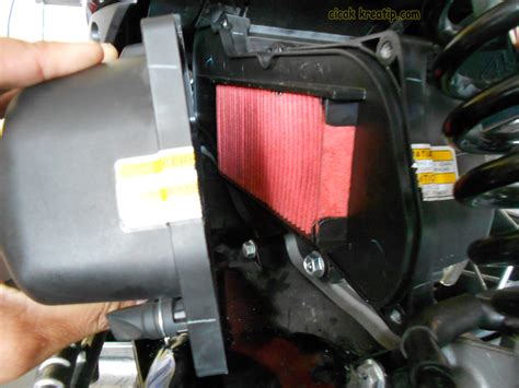 Modif Filter Udara Mio by Modifikasi Saringan Udara Mio Soul Gt Modifikasi Motor