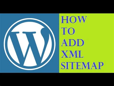 How Add Xml Sitemap Google Webmaster Tools Without