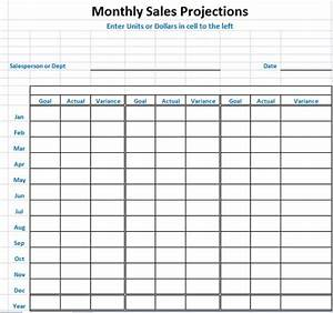 funky sales forecast template collection resume ideas With yearly sales forecast template