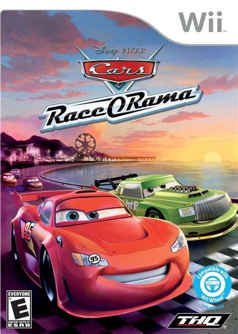 Cars Race O Rama Nintendo Wii Game