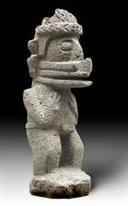 Ehecatl Aztec Wind God