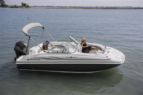 2014 Hurricane Boat by Research 2014 Hurricane Deck Boats Sd 187 Ob On Iboats