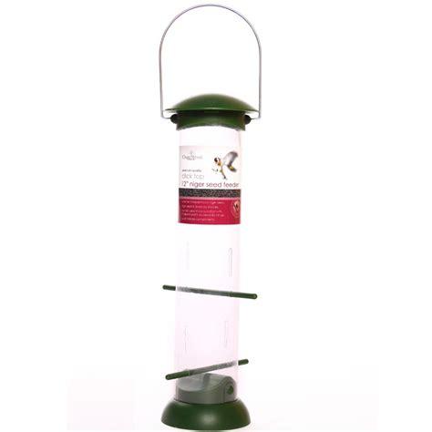 chapelwood niger seed bird feeders outdoor garden feeding