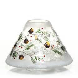 jar l shade galleon yankee candle pinecone crackle jar shade