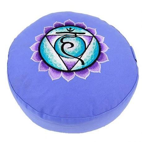 Cuscino Da Meditazione Cuscino Da Meditazione 5 176 Chakra Vishuddha