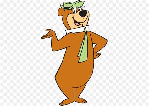 L'orso Yoghi E Boo Boo Boo Ranger Smith Cindy Orso Cartone