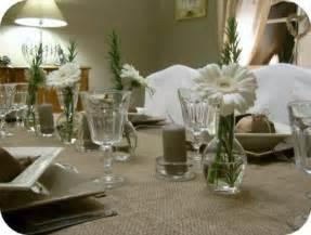 d 233 coration de table nature pour mariage