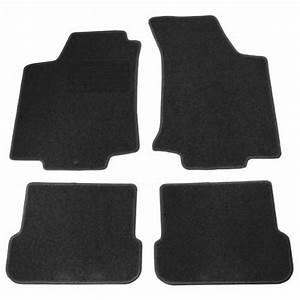 4 tapis de sol en velours sur mesure pour peugeot 407 et With tapis de sol peugeot 407