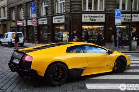2019 Lamborghini Murcielago Lp670 4 Superveloce Car