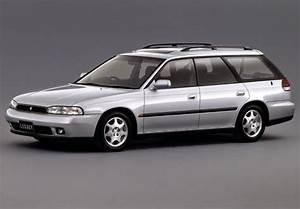 The Ultimate Car Guide  Subaru Legacy