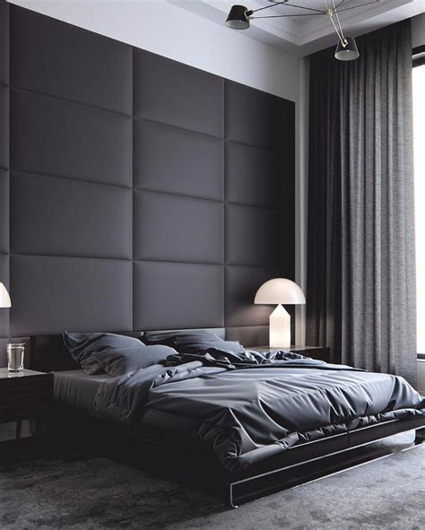 All Black Bedroom by Mystery Charm With 10 Black Bedrooms Master Bedroom Ideas