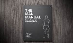 Dove Launches  U2018the Man Manual U2019  Instructions For The