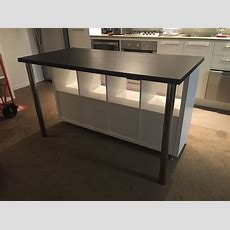 Cheap, Stylish Ikea Designed Kitchen Island Bench For