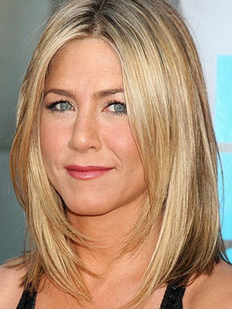 medium length haircuts for straight hair