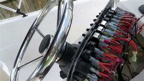 Skiff Navigation Lights by How To Install Led Lights Inside Your Boat And On Your