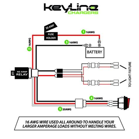 Simple Light Bar Wiring Diagram by Led Light Bar Wiring Diagram Rzr Shelly Lighting