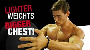 Beginner Chest Workout For Mass   4-1-2-1 Giant Set Routine