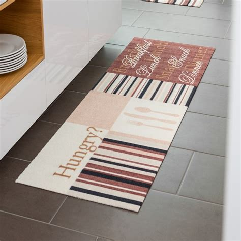 tapis de cuisine et gris carrelage design tapis de cuisine gris moderne design