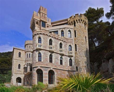 Sea View Château De Laiguetta For Sale In Eze Village