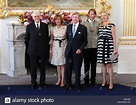 Duke Franz of Bavaria (L-R), Princess Ursula of Bavaria ...
