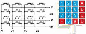 8051 Programming  4x4 Matrix Keypad Interfacing With 8051