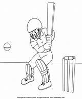 Cricket Coloring Pages Sheet Wireless Sports Diary Template Sketch Turtle Crafts Templates Feedback Give Activities Results Rate Games sketch template