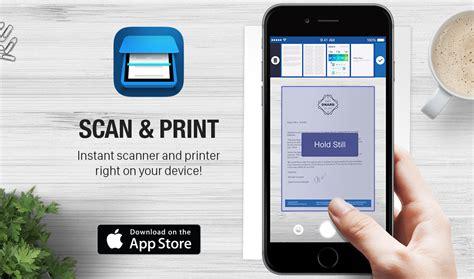 scan print document scanner  printer apalon