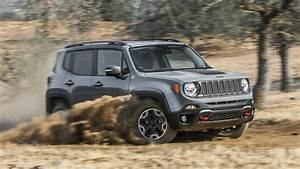 2017 Jeep Renegade Trailhawk HD Car Wallpapers Free Download