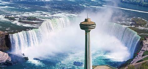 Skylon Tower Revolving Dining Room by Skylon Tower Things To Do Niagara Falls Canada
