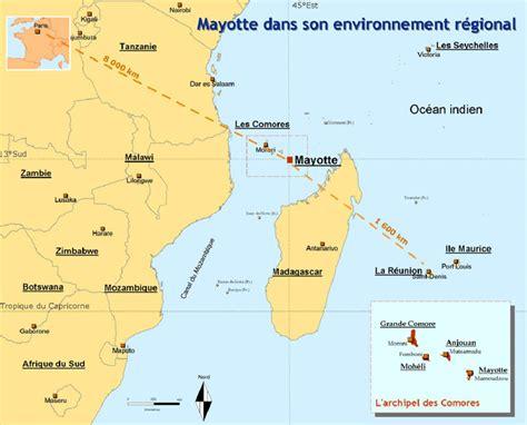 Localisation Martinique Carte Monde by Info Ou Se Trouve Mayotte Sur La Carte Du Monde