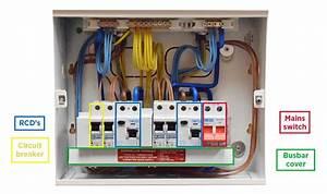Electrical Wiring Split Circuit