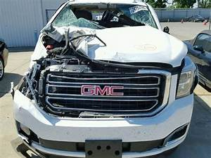 2015 Gmc Yukon Sle 4x4 5 3l L83 Engine