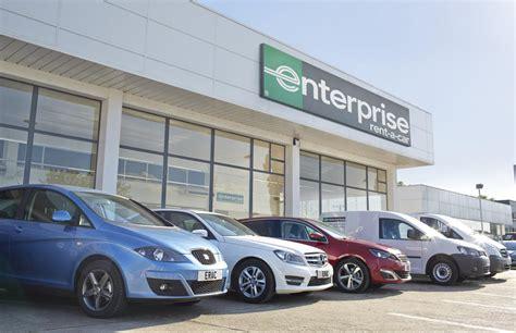 enterprise rent  car manchester  lostock
